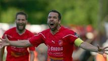 Plzeň vstoupila do bojů o Ligu mistrů suverénně, vyhrála 4:0