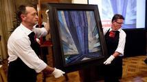 Žebříčku českých aukcí vévodí čtveřice Kupkových obrazů