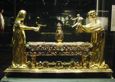 Relikviář sv. Simeona