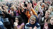Nad očekávání: Colours hlásí rekord, za tři dny 31.500 návštěvníků
