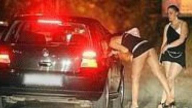 Реальные дорожные проститутки видео