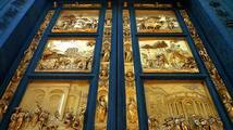 """Ve Florencii bude znovu k vidění """"Brána do ráje"""""""