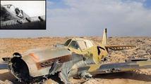 Unikátní objev: Letadlo našli po 70 letech!
