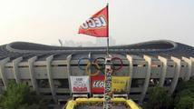 Podívejte se! V Soulu vyrostla nejvyšší věž z kostiček stavebnice Lego
