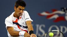 Djokovič nedal Del Potrovi šanci. Postoupil do semifinále US Open