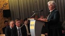 Europoslankyně Zuzana Roithová chce kandidovat na post prezidenta