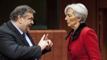 Smlouva o úvěru Řecko zavazuje k členství v eurozóně