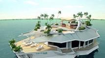 Plovoucí ostrovy - novinka jen pro bohaté