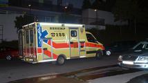 V Praze v noci explodoval panelák. Výbuch odhalil byt plný munice