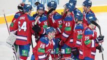Lev Praha vládne Západní konferenci KHL. V Minsku vyhrál 4:0