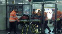 Metro na trase A už jezdí. Mladý muž střet s metrem přežil
