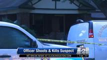 Policista zastřelil vozíčkáře. Ohrožoval ho perem