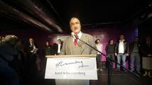 Schwarzenberg odstartoval kampaň, chce navázat na Havla a vrátit ČR respekt