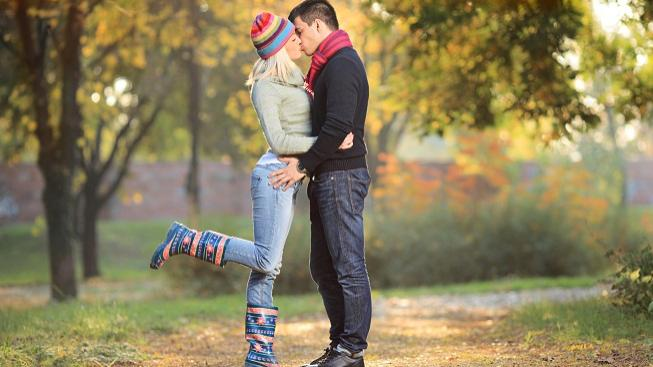 Идеи с парнем в парке