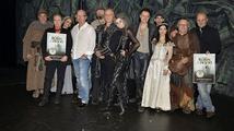Muzikál Robin Hood byl odměněn Zlatou deskou!