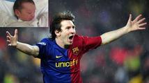 Nejlepší hráč světa otcem! Messi má syna Thiaga