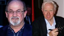 Salman Rushdie a John le Carré se rozhodli po 15 letech usmířit