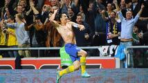 Nejlepší gól historie? Ibrahimovič a jeho spektakulární nůžky