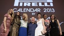 V novém kalendáři Pirelli se objeví i česká kráska Petra Němcová