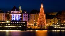 Zaměřeno na vánoční města!