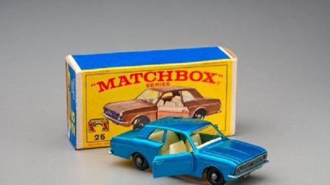 Autíčko série Matchbox