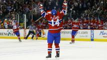 Plekanec zabodoval v NHL a připsal si vítězný gól, trefil se i Havlát