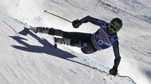 Favorit Svindal chyboval, zlato ze superobřího slalomu bere nečekaně Ligety