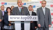 TOP 09 nemá důvod snižovat důvěru v Nečase, tvrdí Schwarzenberg