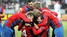 Plzeň porazila CSKA Moskva 2:1, český mistr si zahraje v pohárech i na jaře