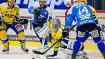 Hokejové finále zahájila lépe Plzeň, ve Zlíně vyhrála 3:0