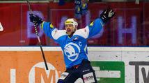 Straka v druhém prodloužení zajistil hokejistům Plzně první titul