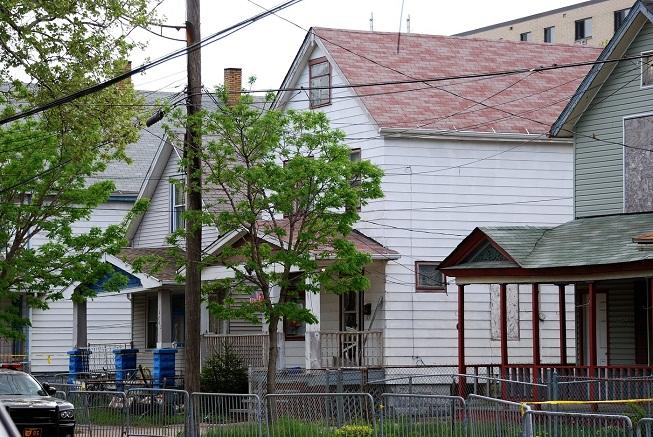 Dům únosce Castra