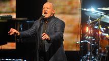 Joe Cocker v Praze představil nové písně i převzaté hity
