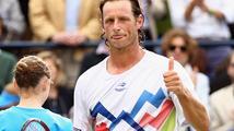 Tenista Nalbandian se stal otcem!