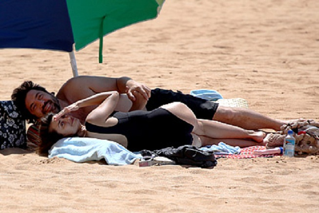 Javier Bardem a Penelope Cruz