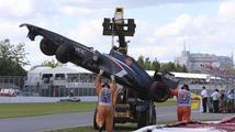 Tragédie na F1: Jeřáb usmrtil traťového komisaře (†38)