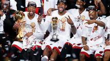 Miami ovládlo NBA. Tým kolem hvězdného Jamese porazil San Antonio