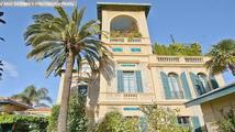 Francouzská vila Picoletta, v níž bydlel literát Fitzgerald, je na prodej
