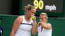 Peschkeová ve Wimbledonu druhý titul ve čtyřhře nezíská