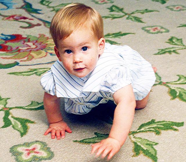 Princ Harry, *15. 9. 1984