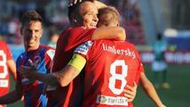 Fotbalisté Plzně vyhráli v Estonsku jasně 4:0