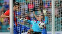 Čišovský: Měl jsem štěstí, míč mě stále trefoval