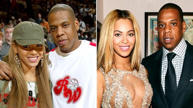 Beyonce Knowles a Jay Z
