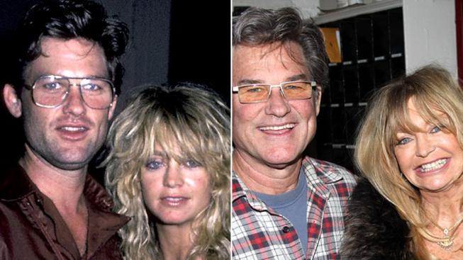 Kurt Russell a Goldie Hawn