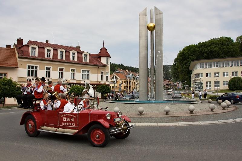 Centrum Luhačovic