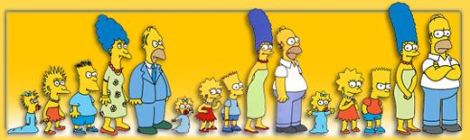 Vývoj Simpsonů