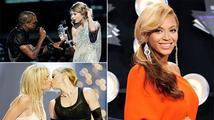 Kdo se postaral o největší pozdvižení v historii předávání hudebních cen MTV?