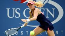 Překvapení na US Open: Radwaňská vypadla, Djokovič s přehledem postoupil