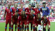 Čeští fotbalisté při rozlučce s Pešicem porazili Kanadu 2:0