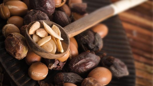 Arganové ořechy